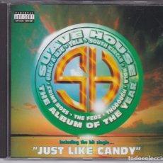 CDs de Música: SUAVE HOUSE,VARIOS EDICION AUSTRIA DEL 97. Lote 103818455