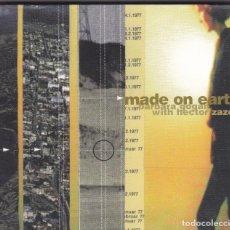 CDs de Música: BARBARA GOGAN WITH HECTOR ZAZOU,MADE ON EARTH EDICION AUSTRIA DEL 97 DIGIPACK. Lote 103822975