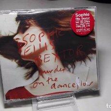 CDs de Música: CD - MUSICA - SINGLE/ MAXI - SOPHIE ELLIS BEXTOR – MURDER ON THE DANCEFLOOR –- 7 TEMAS . Lote 103823531