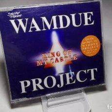CDs de Música: CD - MUSICA - SINGLE/ MAXI - WAMDUE PROJECT – KING OF MY CASTLE –- 5 TEMAS . Lote 103823947