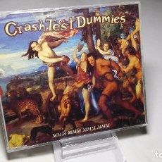 CDs de Música: CD - MUSICA - SINGLE/ MAXI - CRASH TEST DUMMIES – MMM MMM MMM MMM –- 3 TEMAS . Lote 103824275