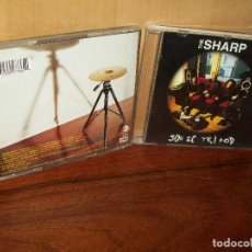 CDs de Música: THE SHARP - SON IC TRIPOD - CD . Lote 103837567