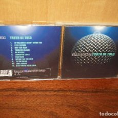 CDs de Música: SHEDSEVEN - TRUTH BE TOLD - CD . Lote 103837631