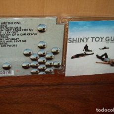 CDs de Música: SHINY TOY GUNS - WE ARE PILOTS - CD . Lote 103837931