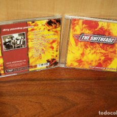 CDs de Música: THE SHITHEADZ - DIRTY POUNDING GASOLINE - CD . Lote 103837999
