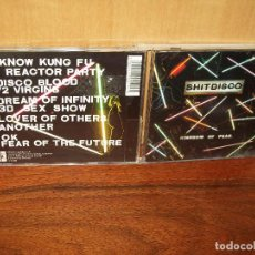CDs de Música: SHITDISCO -KINGDOM OF FEAR - CD . Lote 103838799