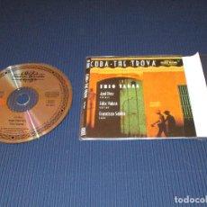 CDs de Música: CUBA / THE TROVA ( TRIO YAGUA ) - CD - NI 5565 - NIMBUS RECORDS. Lote 103848775