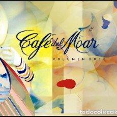 CDs de Música: CAFE DEL MAR - VOLUMEN DOCE - 2 CDS. Lote 103853539