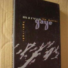 CDs de Música: LIBRO MARVIN GAYE 1961 - 1984 THE MASTER SOLO EL LIBRO SIN CD. Lote 103856207