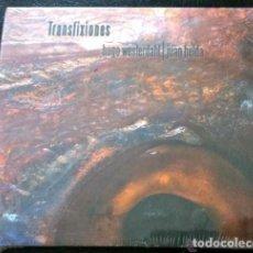 CDs de Música: HUGO WESTERDHAL & JUAN BELDA - TRANSFIXIONES (DISCOS NECESARIOS,2005). Lote 103860067