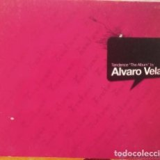 CDs de Música: ALVARO VELA – TENDENCE. Lote 103863719