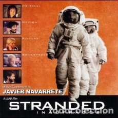 CDs de Música: STRANDED - NÁUFRAGOS / MÚSICA DE JAVIER NAVARRETE / ORIGINAL SOUNDTRACK CD / BSO SAIMEL. Lote 103866907