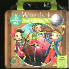 CDs de Música: CD WONDERFUL KIDS ( VERSIONES DE MADONNA, ALASKA, XUXA, MIGUEL BOSE, SOPA DE CABRA, TEQUILA, ETC. Lote 103872643