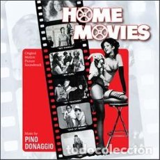 CDs de Música: HOME MOVIES / MUSIC BY PINO DONAGGIO / ORIGINAL SOUNDTRACK CD / BSO. Lote 103872779