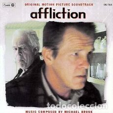 CDs de Música: AFFLICTION / MUSIC BY MICHAEL BROOK / ORIGINAL SOUNDTRACK CD / BSO. Lote 103875467