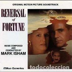 CDs de Música: REVERSAL OF FORTUNE / MUSIC BY MARK ISHAM / ORIGINAL SOUNDTRACK CD / BSO MILAN. Lote 103876307