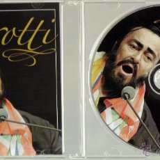 CDs de Música: CD - LUCIANO PAVAROTTI - 15 ARIAS DE OPERA . Lote 103876639