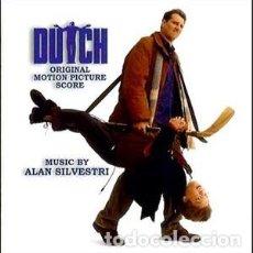 CDs de Música: DUTCH / MUSIC BY ALAN SILVESTRI / ORIGINAL SOUNDTRACK CD / BSO PRECINTADA. Lote 103876923