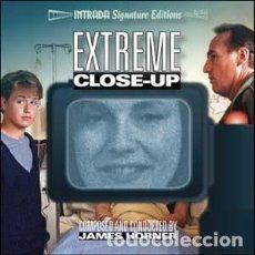 CDs de Música: EXTREME CLOSE-UP / MUSIC BY JAMES HORNER / ORIGINAL SOUNDTRACK CD / BSO INTRADA. Lote 103877083
