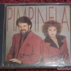 CDs de Música: PIMPINELA ('92) CD 1992 * MUY DIFICIL DE CONSEGUIR. Lote 103880255