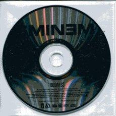 CDs de Música: EMINEM / BUSINESS (CD SINGLE PICTURE PROMO CON HOJA DISCOGRAFICA). Lote 103901975