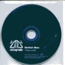 CDs de Música: KENTISH MAN / EASY LOVER (CD SINGLE PICTURE PROMO CON HOJA DISCOGRAFICA). Lote 103902763