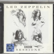 CDs de Música: LED ZEPPELIN. BBC SESSIONS . ATLANTIC 1997. DOBLE CD 2. Lote 103907859