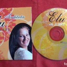 CDs de Música: ELU DE JEREZ TIRITRITRÁN CD PROMO . Lote 103910143
