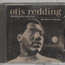 CDs de Música: OTIS REDDING. THE DEFINITIVE COLLECTION. THE DOCK OF THE BAY. ATLANTIC 1987. CD. Lote 103910963