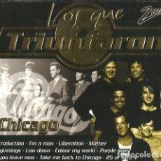 CDs de Música: DOBLE CD CHICAGO ( 22 TEMAS ) . Lote 103934351