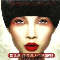 CDs de Música: TRIPLE CD CLUB, CRUCIAL & CROSSOVER : PACHA IBIZA . Lote 103934739