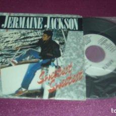 CDs de Música: JERMAINE JACKSON - SWEETEST SWEETEST - SINGLE. Lote 103943799