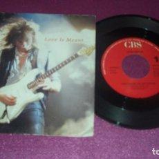 CDs de Música: JOHN NORUM - LOVE IS MEANT SINGLE. Lote 103943971