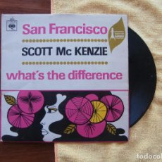 CDs de Música: SCOTT MC KENZIE SAN FRANCISCO. Lote 103965015