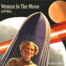 CDs de Música: 3 CD SET : JEFF MILLS - WOMAN IN THE MOON ( DETROIT AMBIENT TECHNO ). Lote 103982719