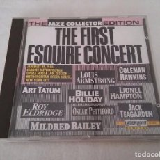 CDs de Música: CD DE MUSICA. THE JAZZ COLLECTOR EDITION. Lote 104033923