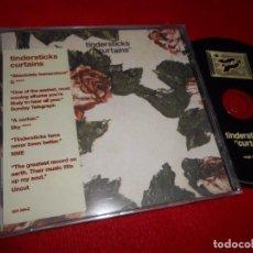 CDs de Música: TINDERSTICKS CURTAINS CD 1997 ISLAND. Lote 104049743