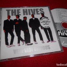 CD di Musica: THE HIVES VENI VIDI VICIOUS CD 2000 SWEDEN. Lote 104050139