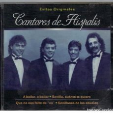 CDs de Música: CANTORES DE HISPALIS-CD EXITOS ORIGINALES. Lote 104067443