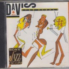CDs de Música: MILES DAVIS CD STAR PEOPLE 1983. Lote 104095643