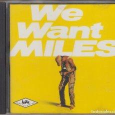 CDs de Música: MILES DAVIS CD WE WANT MILES 1990 SONY EUROPE. Lote 104095787
