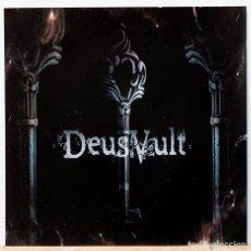 CDs de Música: DEUS VULT / LA LLAVE DE PLATA -CD 2010. Lote 104831316
