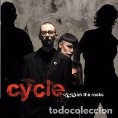 CDs de Música: CYCLE (2) - WEAK ON THE ROCKS (CD, ALBUM, RP) LABEL:SUBTERFUGE RECORDS CAT#: 21.405 CD . Lote 104128123