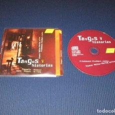 CDs de Música: TANGOS Y HISTORIAS - CD 98.508 - HANSSLER CLASSIC. Lote 104186827