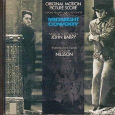 CDs de Música: MIDNIGHT COWBOY CD (12 TRACKS). Lote 104201891