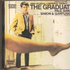 CDs de Música: THE GRADUATE CD (14 TRACKS). Lote 104201955