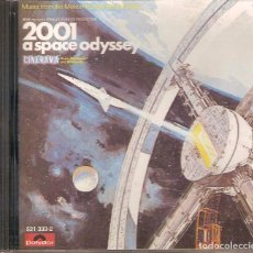 CDs de Música: 2001 A SPACE ODYSSEY CD (7 TRACKS). Lote 104202175