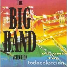 CDs de Música: VARIOUS - THE BIG BAND SELECTION VOLUME TWO (CD, ALBUM, COMP) LABEL:TRING INTERNATIONAL PLC CAT#: V. Lote 104226087