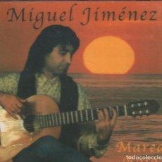 CDs de Música: MIGUEL JIMENEZ - MAREA BAJA / CD SOLERA DISCOS DE 1997 RF-160 , BUEN ESTADO. Lote 104250671