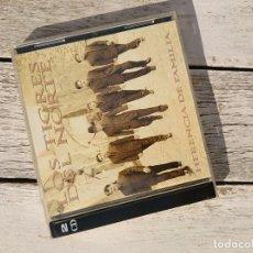 CDs de Música: LOS TIGRES DEL NORTE- HERENCIA DE FAMILIA (FONOVISA TF2-2807, 2CD, MEXICO). Lote 104283231